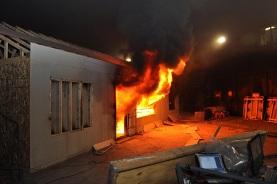 防火に関する調査と教育